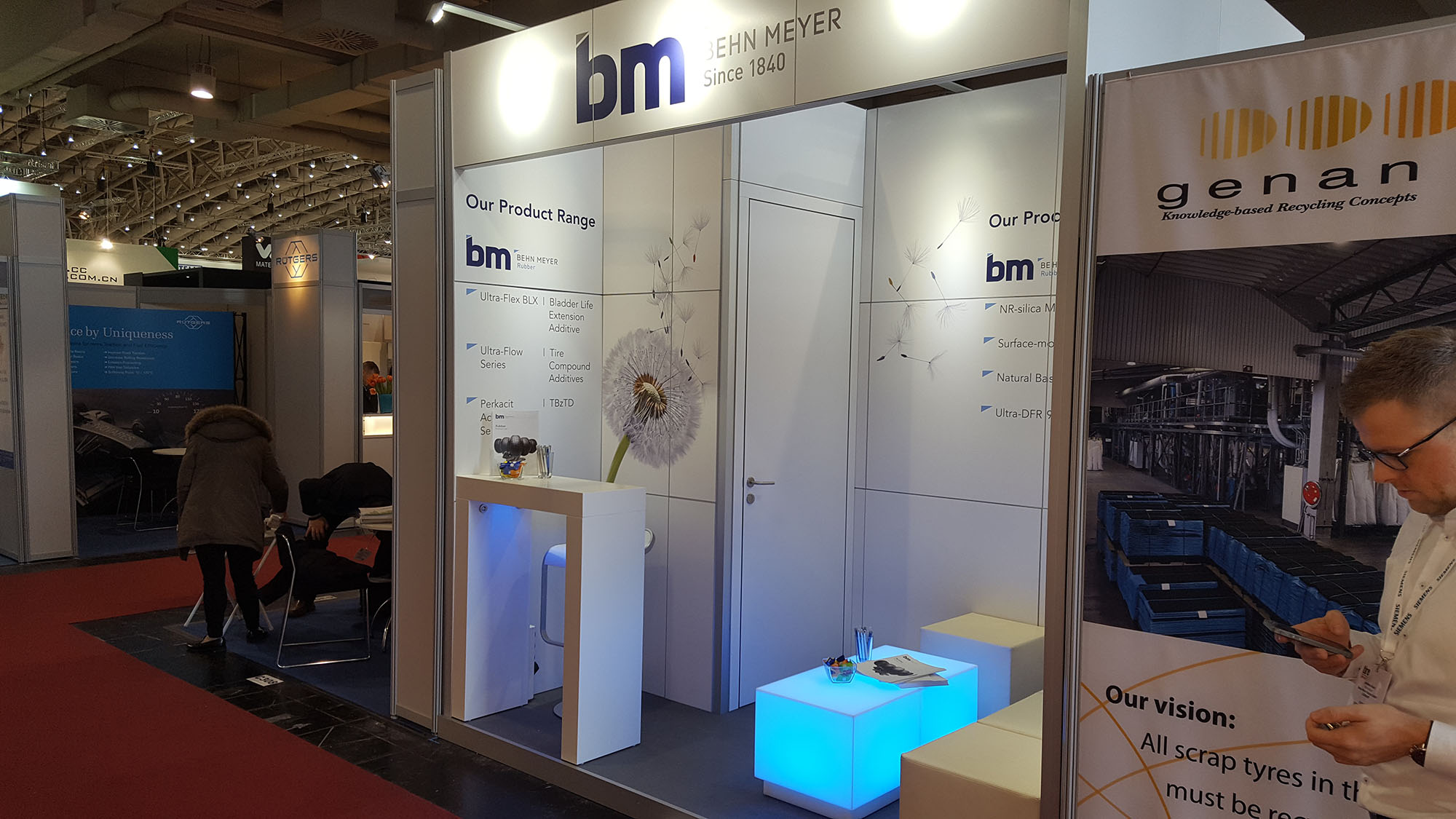 Behn Meyer Booth